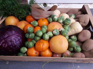 December Fruit & Veg Box
