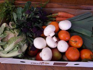 February Fruit & Veg Box
