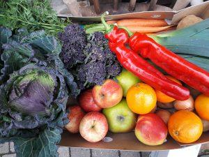 January Fruit & Veg Box