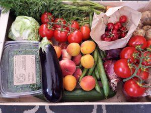 June Fruit & Veg Box