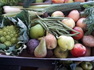 September Fruit & Veg Box